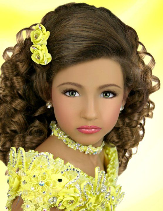 pageant hairstyles