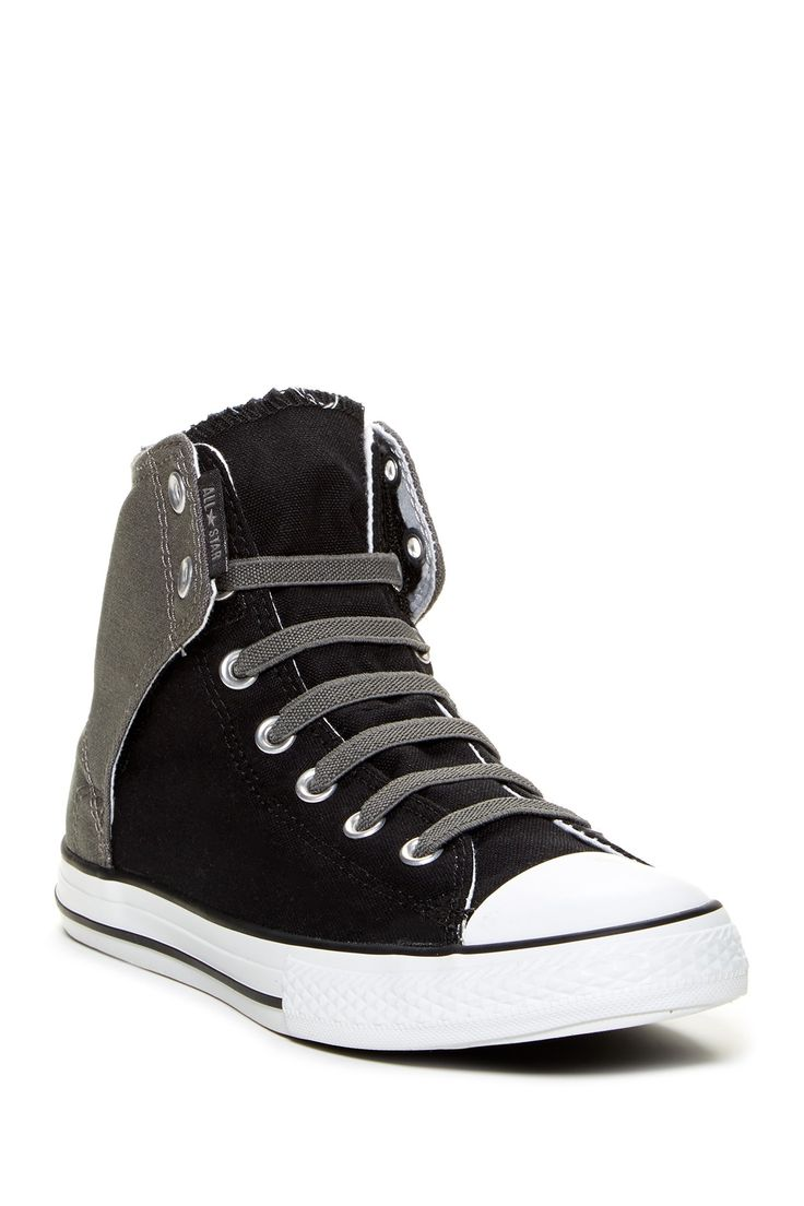 Converse Chuck Taylor Easy Slip High Top Sneaker Little
