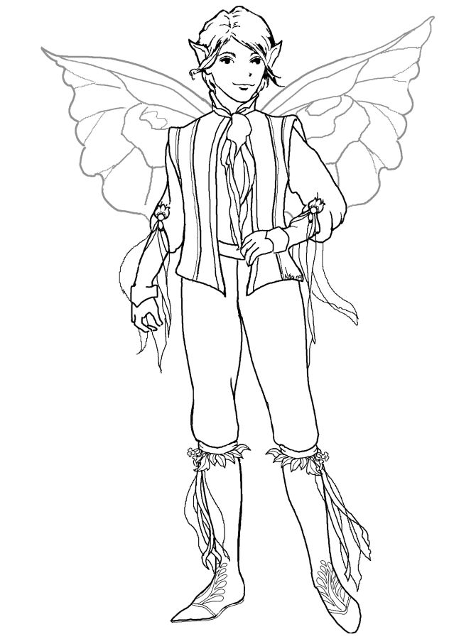fantasy character  wenn du mal buch malvorlagen fantasie