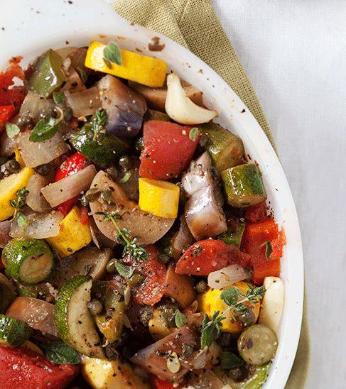summer ratatouille veggie plate ratatouille recipe pasta sides the ...