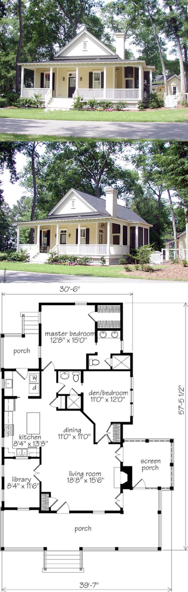 Banning Court 2 2 1286 Sq Ft House Small Spaces Efficient Living Pinterest Farmhouse