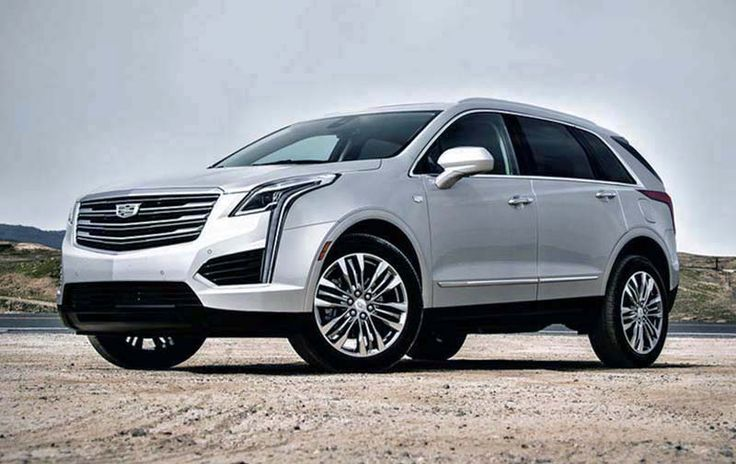2018 Cadillac XT7 overview