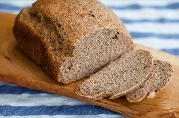 Great Bread Recipes: Bread Machine Sprouted Grains