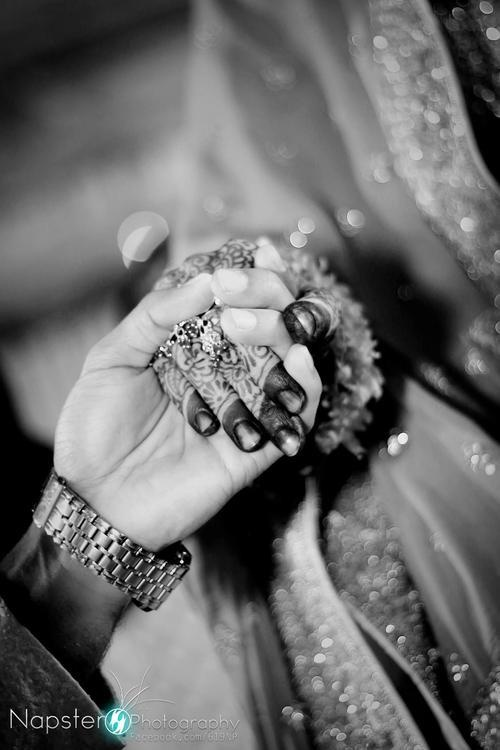 Cute Henna Wallpapers South Asian Wedding Bride Amp Groom Holding Hands In 2019