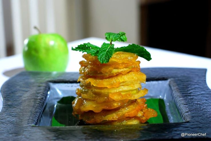 All you need is 25 minutes to serve these crunchy and tasty batter fried apple roundels soaked in sugar syrup -->