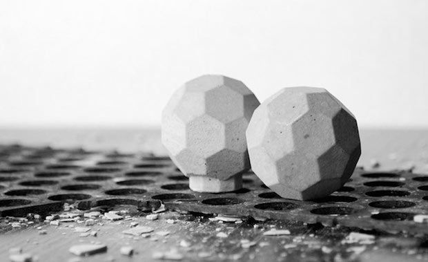 Unique Home Decor: Kast's Concrete Knobs For Your Furniture | First Look http://stupidDOPE.com/?p=339986 #stupidDOPE