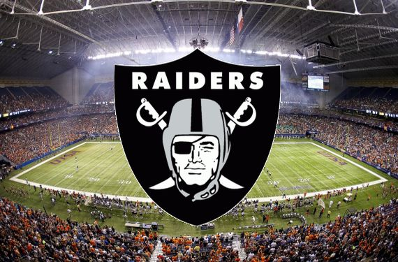 There is a rumor floating around concerning the Oakland Raiders and the possibility of relocation to San Antonio, Texas, so that they could play in the Alamodome.