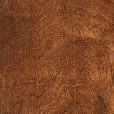 Home Legend Hand Scraped Maple Country 3/4 in. Thick x 4-3/4 in. Wide x Random Length Solid Hardwood Flooring (18.70 sq. ft. / case)-HL124S - The Home Depot