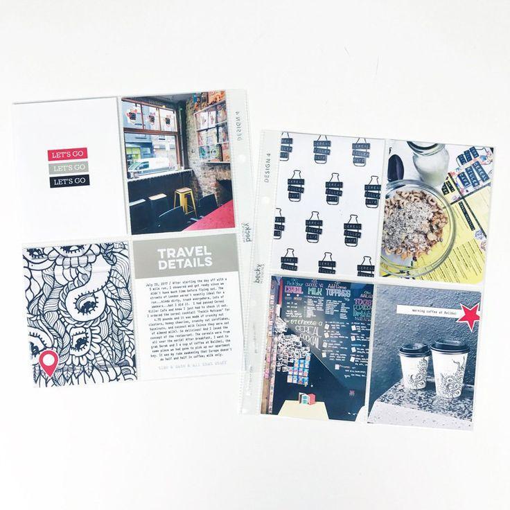 Ali Edwards Design Inc. | Blog: AE Creative Team | August Digital