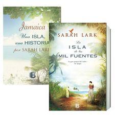 La isla de las mil fuentes + Regalo de un Cuaderno de notas 19,95€