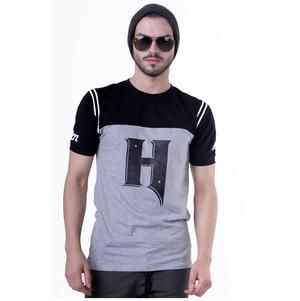 Kaos T-Shirt Pria Casual Harian [H 0764] (Brand HRCN) Original Bandung