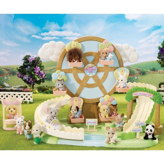 1000 Images About Calico Critters On Pinterest Oakwood