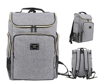 Best College Backpacks Canvas Business Laptop Backpack for Men School Bag 618