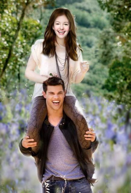 Renesmee cullen grown up with jacob