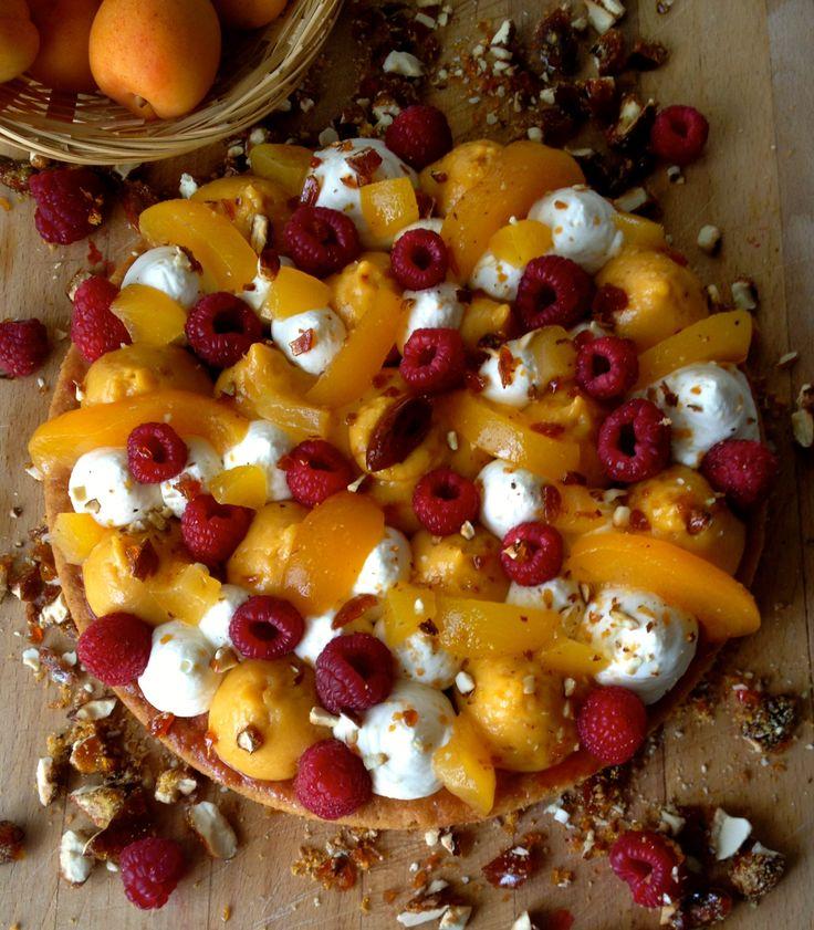 Fantastik abricot framboise
