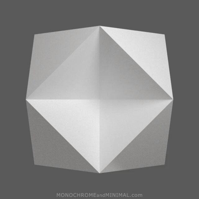 Symmetrical 008. Loop cycle for next VirtualReality Project by MONOCHROMEandMINIMAL. #3d #abstrakt #construction #design #digital #kunst #minimal #minimalism #concept #art #sculpture #medienkunst #symmetrical #3dminimal #cgi #forms #vr #loop #mathart #constructivism #mediaart #konstruktive #kunst #constructed #virtualreality #concrete #animated #monochrome #geometricart #rotation