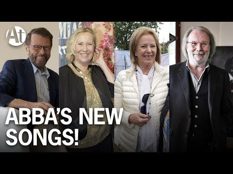 ABBA REUNION 2018! New songs! 'I Still Have Faith In You' and Live