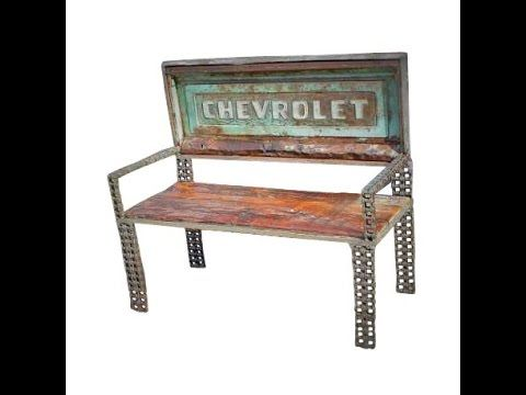 Upcycled Man Cave And Garden Furniture Ideas Recycled