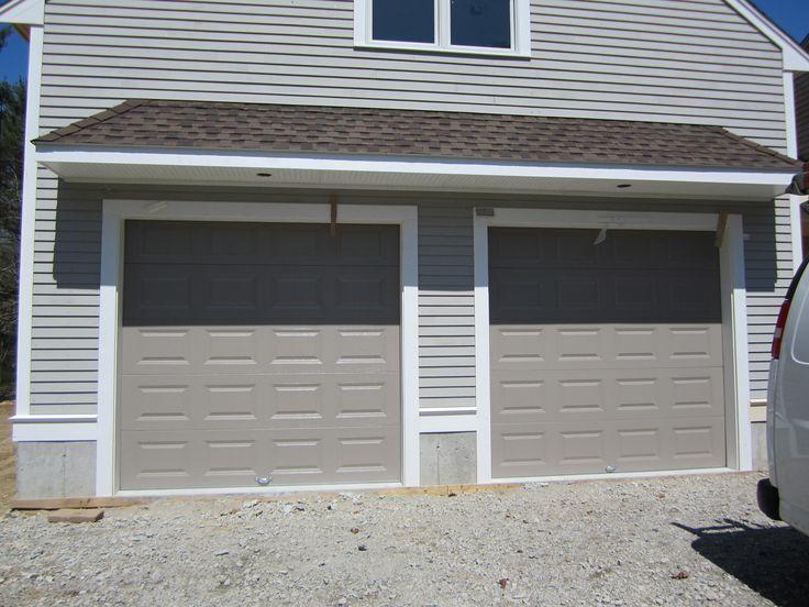 Haas Model 680 Steel Raised Panel Doors In Sandstone