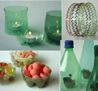 reciclado de botellas pet
