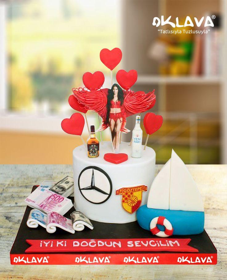 Sevgiliye Özel Butik Pasta size ve sevdiklerinize özel pastalar. Ürün fiyatı ve detayları için tıklayınız. Veya 0212 503 43 73 telefon numaramızdan arayınız.