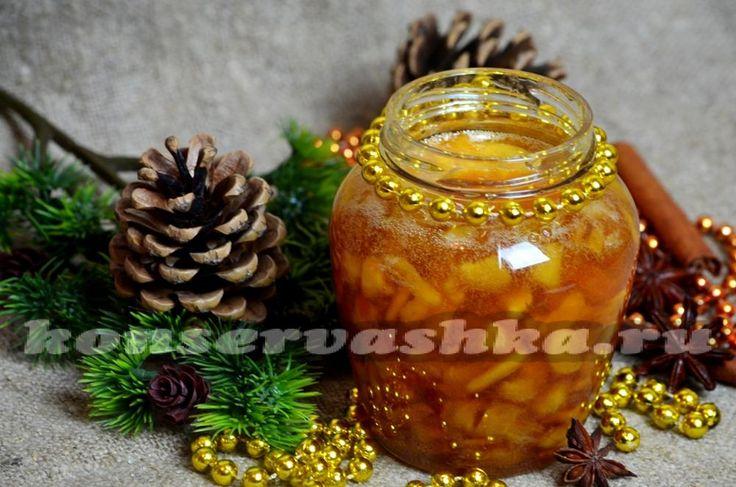 Варенье из имбиря и лимона - рецепт с фото