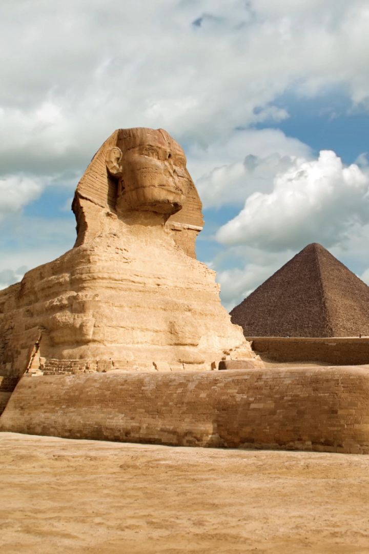 Bucket List Visit The Great Sphinx Abu Al Hol With