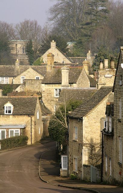 Easton on the hill, Stamford, Lincolnshire, England