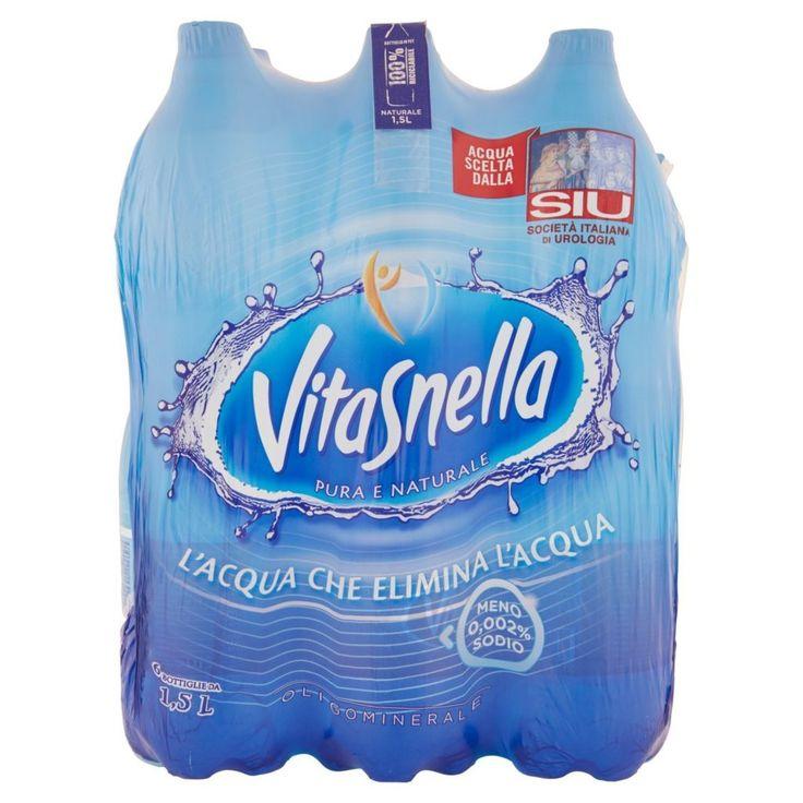 Acqua Vitasnella – caratteristiche, opinioni e prezzo