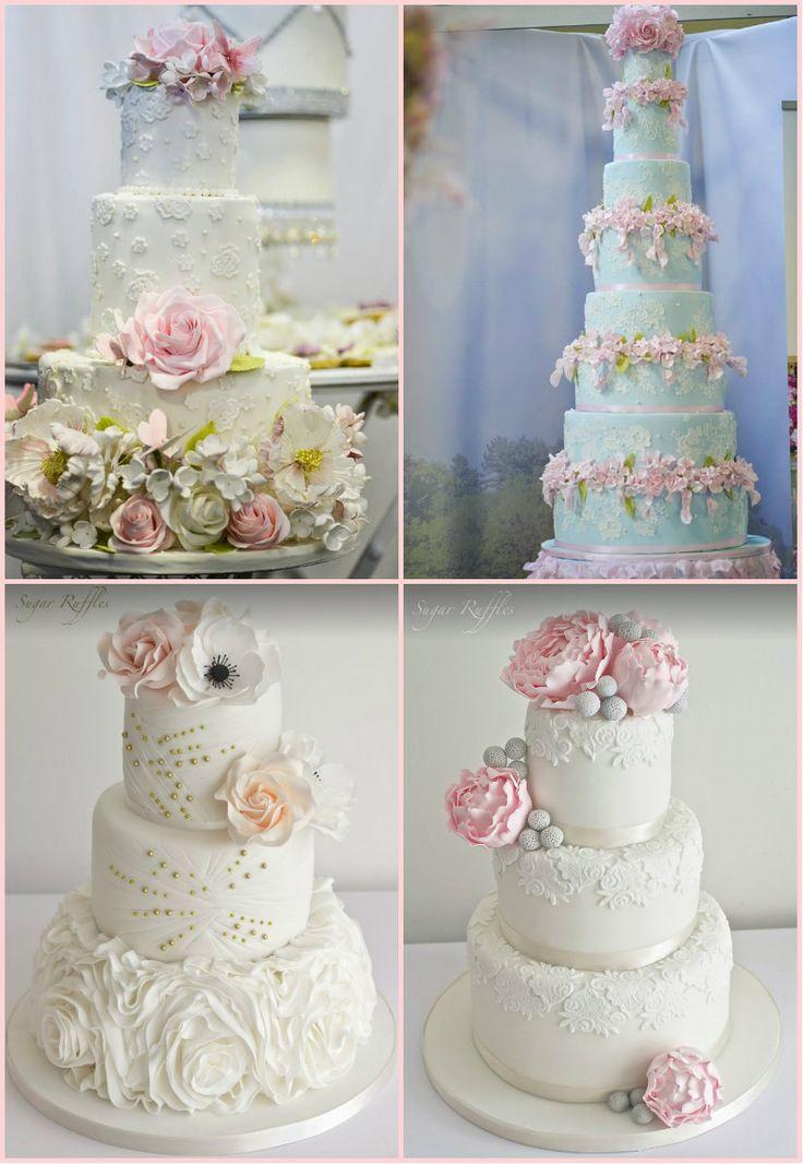 Inšpirácie na krásne svadobné torty - KAMzaKRÁSOU.sk
