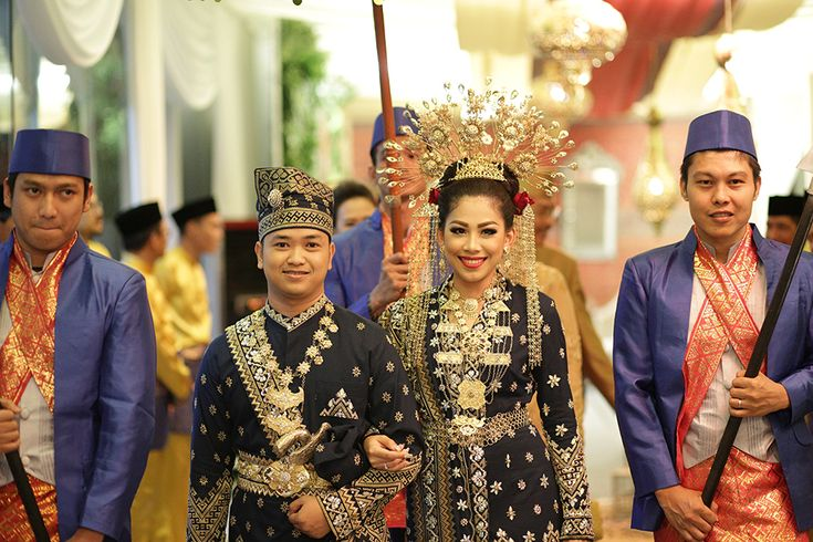 Melayu Deli Wedding of Vina and Dimas