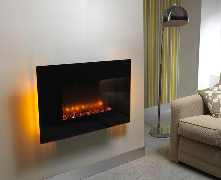 Uma lareira elétrica é ideal para um apartamento pequeno. Elas possuem um sistema de chama 3D, que reproduz virtualmente a imagem de lenhas e brasas. São portáteis e fáceis de instalar. Não produzem monóxido de carbono e podem ser colocadas em qualquer ambiente.