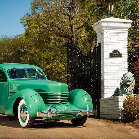 Meet our 1937 cord westchester part of our jackson ms collection classiccars