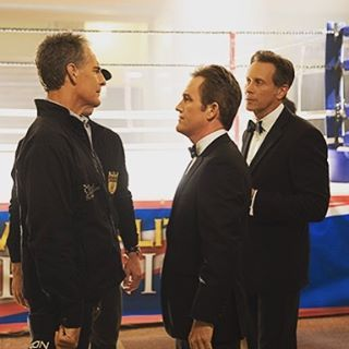 """NCIS: New Orleans on Instagram: """"Looks like a fight is brewing outside the ring. Find out what happens on tonight's new episode of #NCISNOLA"""""""
