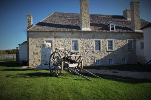 Lower Fort Garry shared by M. Dash on our interactive Canada community walls.