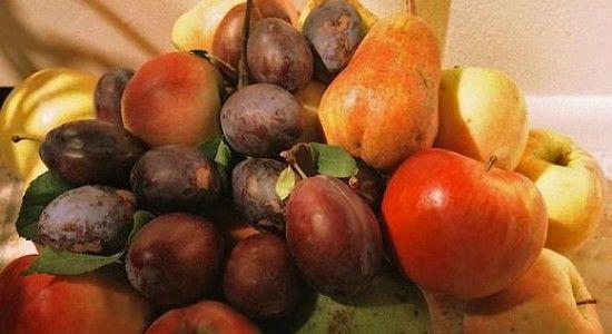 Фрукти, ягоди у старовинній українській кухні