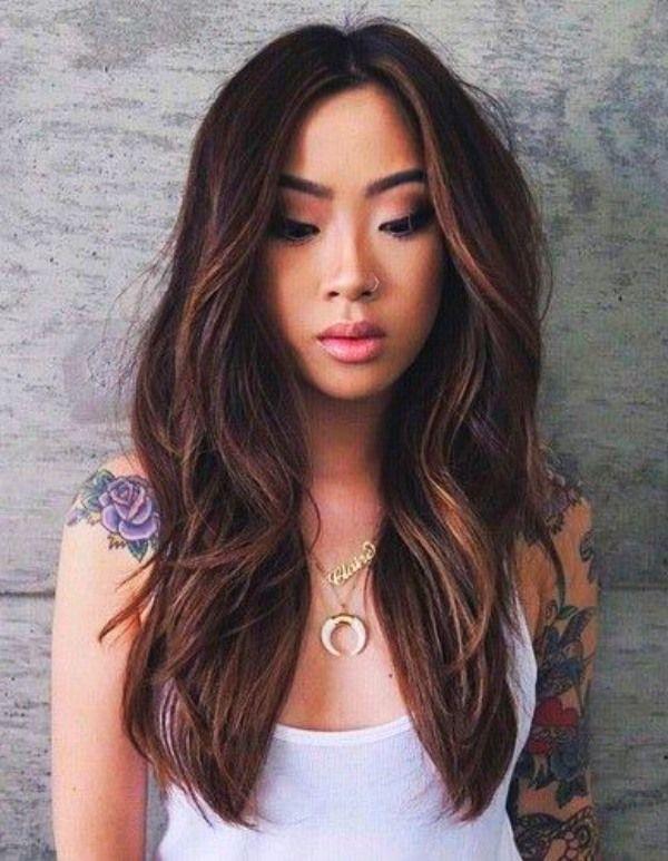 Pin By Gypsie Moon On Hair Hair Color Asian Hair Color For Asian Skin Cool Hair Color