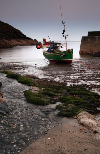 in Portloe, Truro, Cornwall uk. Cornwall .. Always quaint and small. Need to return.. Will watch pbs Poldark for now..