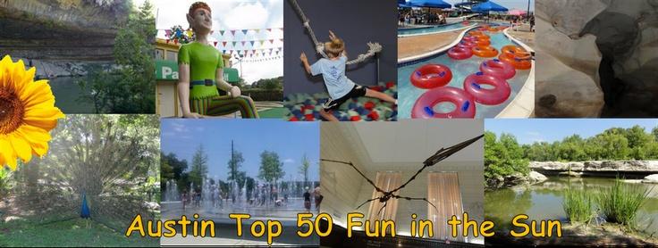 Austin Top 50 Fun in the Sun