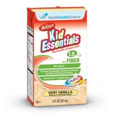 BOOST® KID ESSENTIALS 1.5 WITH FIBER  (27 Cartons/Case)