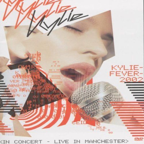 Kylie Minogue: Fever 2002 - Live in Manchester (DVD, 2005)