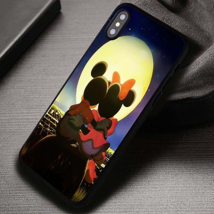 Romantic Mickey Minnie Mouse Disney - iPhone X 8  7 6s SE Cases & Covers #cartoon #disney #mickeymouse #minniemouse #phonecase #phonecover #iphonecover #iphonecase #iPhone4case #iPhone4S #iPhone5case #iPhone5C #iPhone5S #iPhoneSE #iPhone6case #iPhone6Plus #iPhone6s #iPhone6sPlus #iPhone7case #iPhone7Plus #iphoneXcase #iphoneX #iphone8case #iphone8plus