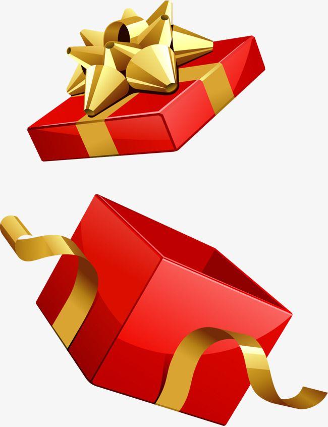 Gift Clipartopenemptyempty Gift Boxgift Boxred Gift Boxpaper