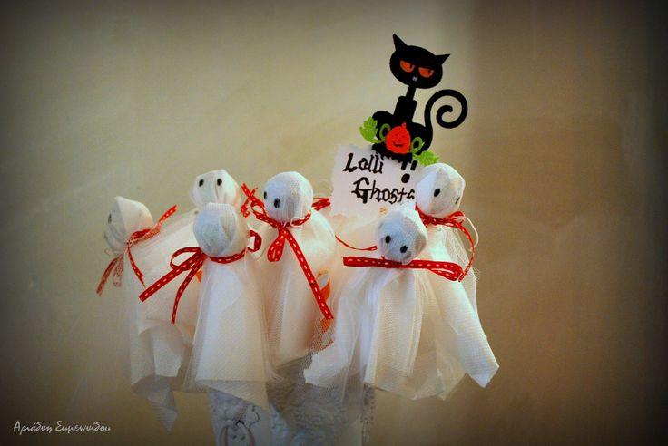 Lolli-ghosts!