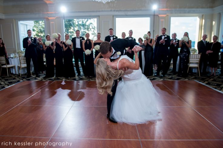Trump National Golf Club in Sterling, Virginia. Elegant ballroom that is perfect for intimate gatherings, or large weddings. Northern Virginia's most beautiful wedding venue. The ballroom features views of the golf course and Potomac River
