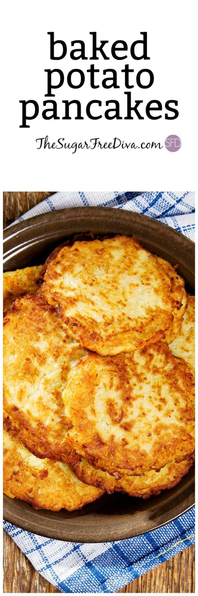 How to Make Baked Potato Pancakes #latka #chanukka #hanukkah #potatoes #Pancake