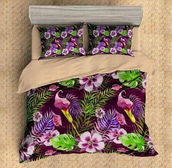 3D Customize Flowers Bedding Set Duvet Cover Set Bedroom Set ...