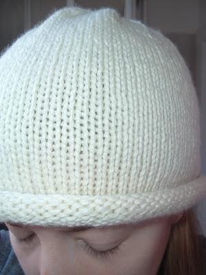 Basic hat pattern