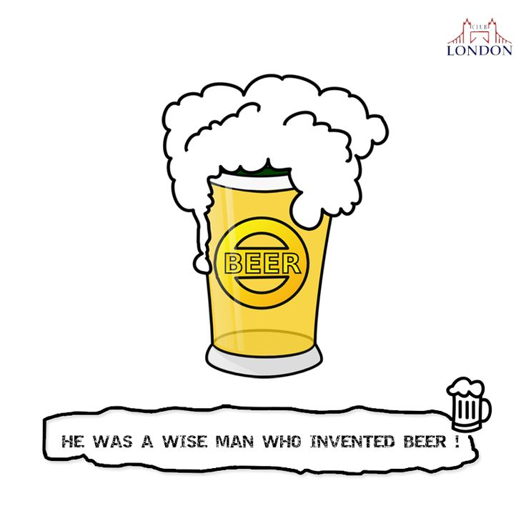 A Beer-full Night Planned @ClubLondonSaket! #wisewords #BeerLove #BeerClub #ThirstyThursday