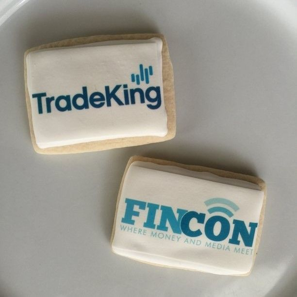 Thanks FinCon for the delicious Charlotte-made Kais Kookies. We're excited to be sponsoring #FinCon2015 this year!